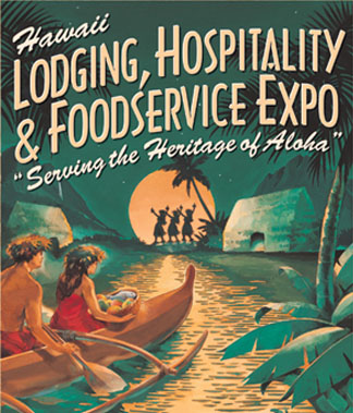 Hawaii Lodging, Hospitality & Foodservice Expo 2015 - Honolulu, Hawaii