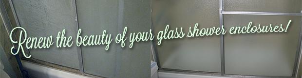 renew glass shower enclosures